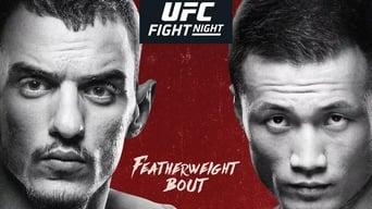 UFC Fight Night 154: Moicano vs Korean Zombie