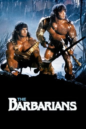 Poster of The Barbarians