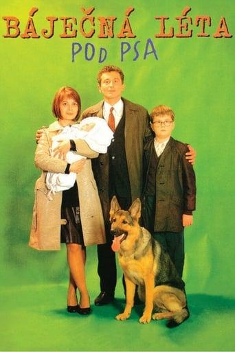 Poster of Báječná léta pod psa