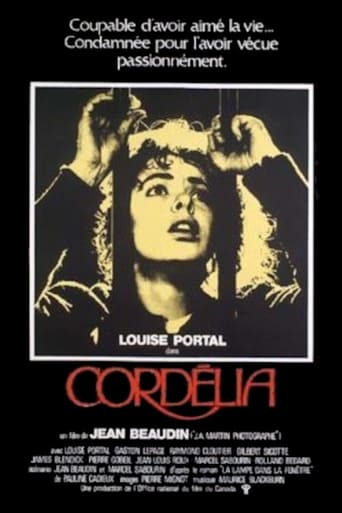 Poster of Cordélia