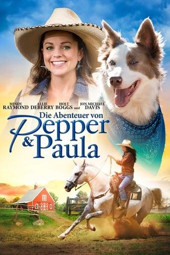 Filmplakat von Die Abenteuer von Pepper und Paula