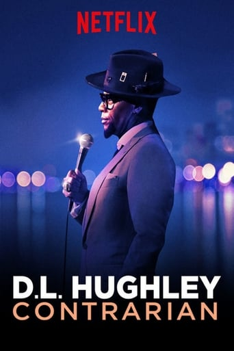 Poster of D.L. Hughley: Contrarian