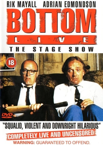 Poster of Bottom Live The Stage Show