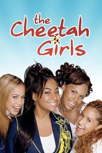 Poster of The Cheetah Girls