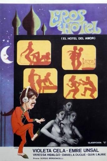 Poster of Eros Hotel