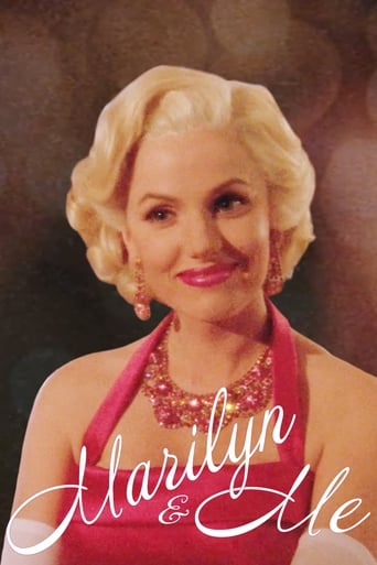 Poster of Marilyn and Me