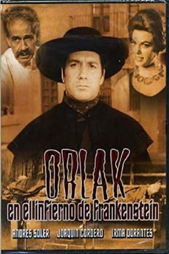 Poster of Orlak, the Hell of Frankenstein