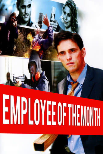 Poster of Employee of the Month