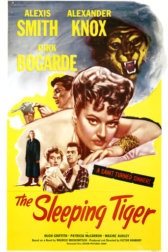 Poster of The Sleeping Tiger