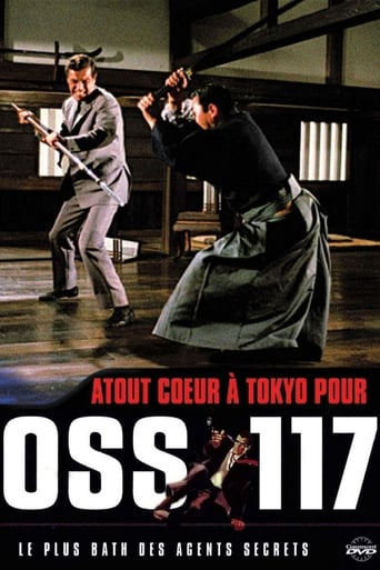 Poster of O.S.S. 117: Mission to Tokyo
