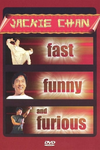Poster of Jackie Chan: Fast, Funny and Furious