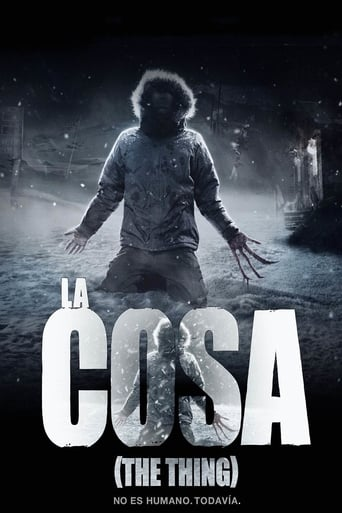Poster of La cosa (The Thing)