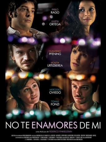 Poster of Don't Fall In Love With Me
