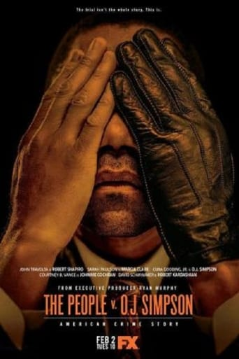Poster of American Crime Story: The People v. O.J. Simpson