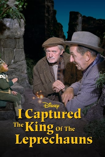 Poster of I Captured the King of the Leprechauns