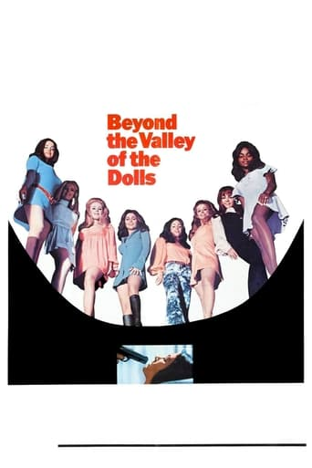 Poster of Beyond the Valley of the Dolls
