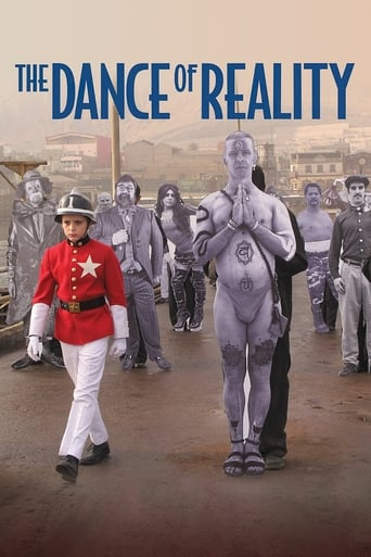 Poster of The Dance of Reality