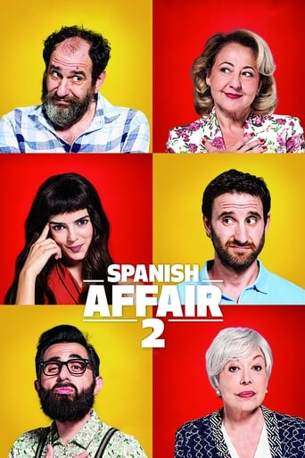 Spanish Affair 2 poster