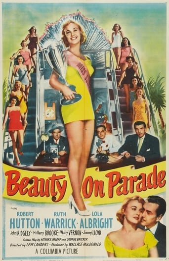 Poster of Beauty on Parade