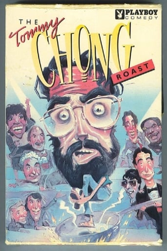 Poster of The Tommy Chong Roast