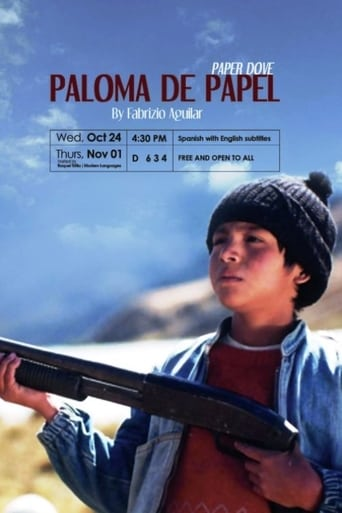 Poster of Paper Dove