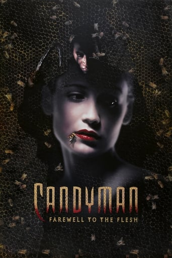 Poster of Candyman: Farewell to the Flesh