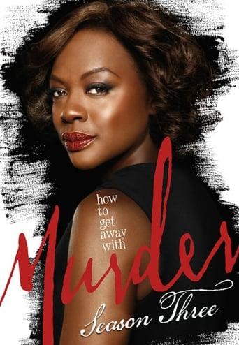 Kaip išsisukt įvykdžius žmogžudystę / How to Get Away with Murder (2016) 3 Sezonas