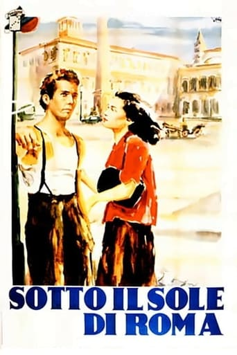 Poster of Under the Sun of Rome