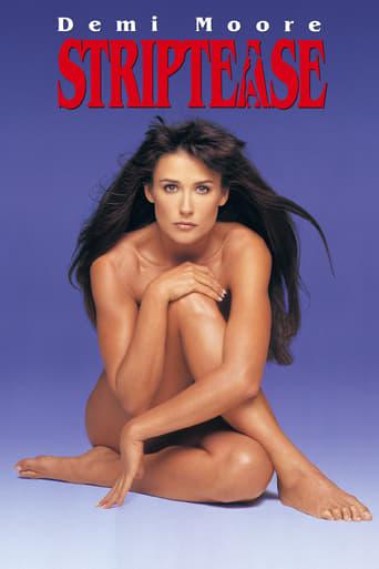 Filmplakat von Striptease