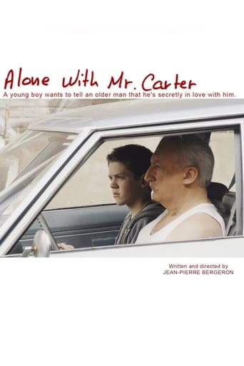 Alone with Mr. Carter