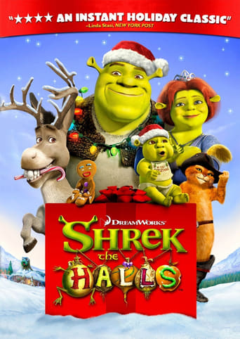 Poster of Shrek the Halls