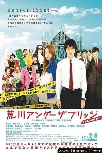 Poster of Arakawa Under the Bridge