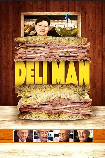 Poster of Deli Man