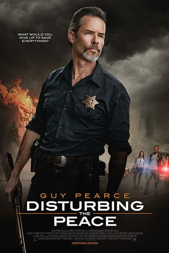 Poster of Disturbing the Peace