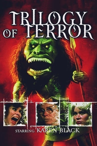 Poster of Trilogy of Terror