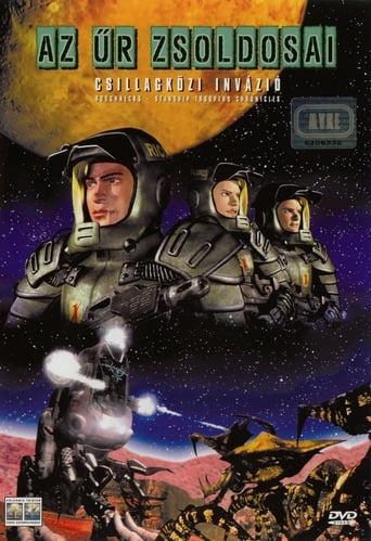 Poster of Roughnecks: Starship Troopers Chronicles