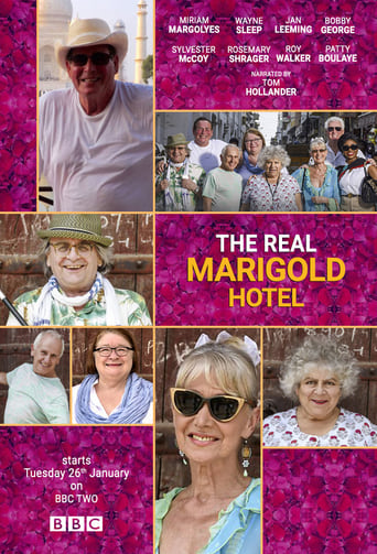 Poster of The Real Marigold Hotel