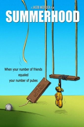 Poster of Summerhood
