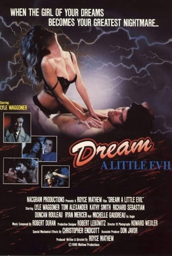 Poster of Dream a Little Evil
