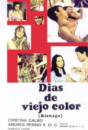 Poster of Días de viejo color