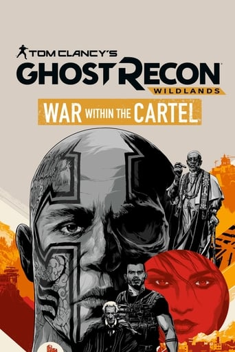 Poster of Tom Clancy's Ghost Recon Wildlands: War Within The Cartel