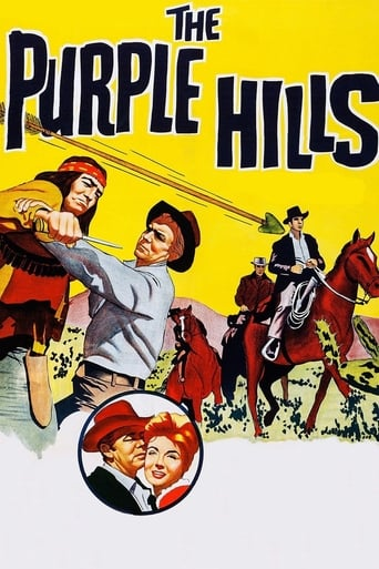 Poster of The Purple Hills