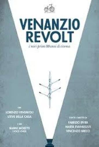 Poster of Venanzio Revolt: I miei primi 80 anni di cinema