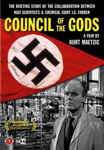 Poster of Council of the Gods