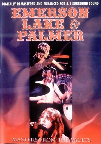 Emerson, Lake & Palmer: Masters from the Vaults