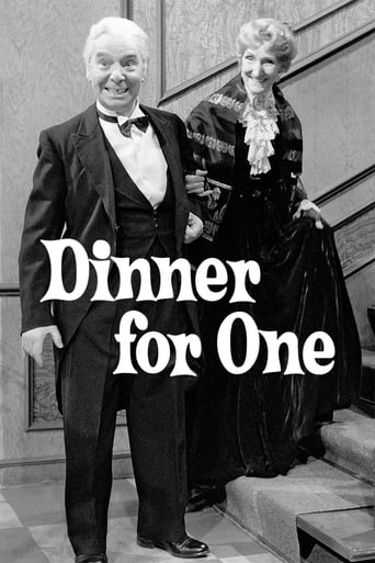 Poster of Dinner for One