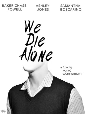 Poster of We Die Alone