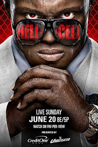 Poster of WWE Hell In A Cell 2021