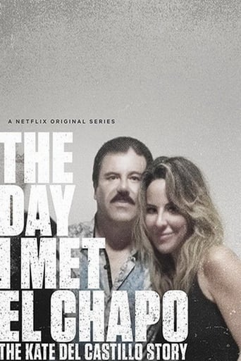 Poster of The Day I Met El Chapo: The Kate del Castillo Story