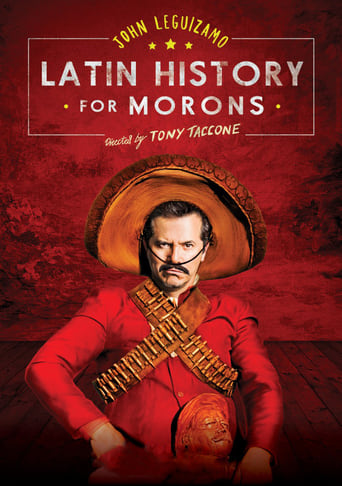 Poster of John Leguizamo's Latin History for Morons